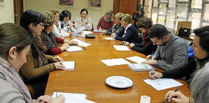 Consejo Local de la Mujer 15