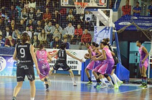Conquero-Unigirona de play-off.