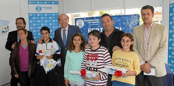 Entrega premios infantiles Feria del Libro