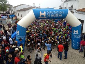 Salida de la Huelva Extrema.