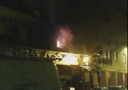 Incendio Huerto Paco