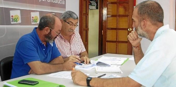 Pedro Jimenez, Arazola y Gonzalo Revilla analizan el informe
