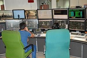 Sala-de-Control-Central-de-la-Refineria-La-Rabida