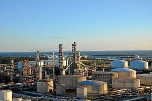 Cepsa Refineria-La-Rabida