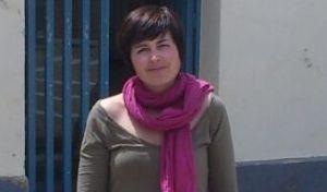 Isabel Lancha, candidata IU Nerva