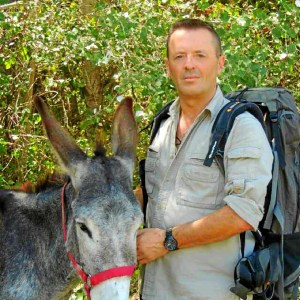 Luis y burro