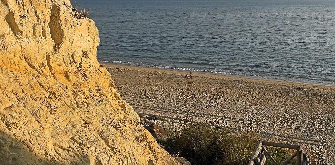 Playa del Parador de Moguer