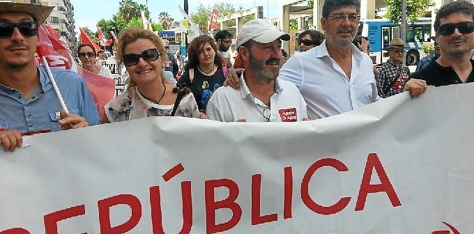 Primero de Mayo 2015-Huelva Izquierda Unida