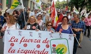 Primero de Mayo Huelva izquierda unidao-I