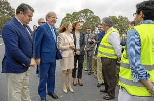 Visita Huelva ministra Fomento mayo 15 (2)