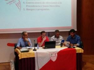Asamblea de La Palma CF.