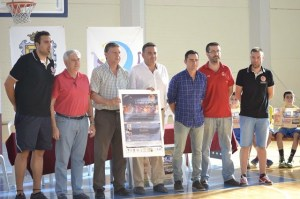 Presentación del Clinic de Baloncesto Ciudad de Palos.
