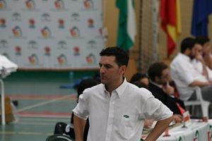 Oscar Gil, nuevo director deportivo del Ciudad de Huelva.