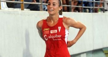 Laura García Caro, marchadora lepera.