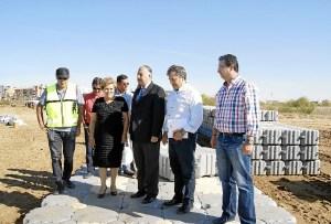 20150702 Isla Cristina pasarela provisional puente La Gola 3