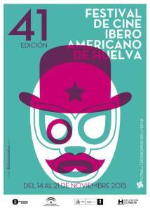 CARTEL DEL FESTIVAL DE HUELVA 2015