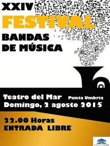 Cultura Festival Bandas Cartel