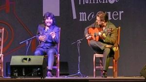 Moguer festival flamenco. rancapino chico