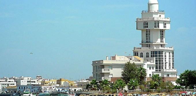 Playa de El Cantil.