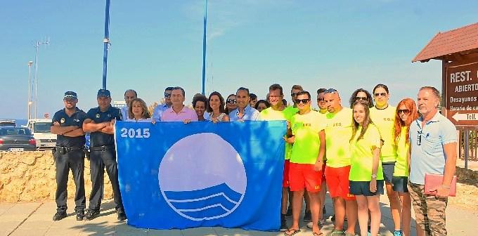 bandera azul playa punta umbria-25 (1)