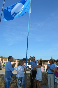 bandera azul playa punta umbria-30