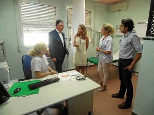 centro salud La Antilla