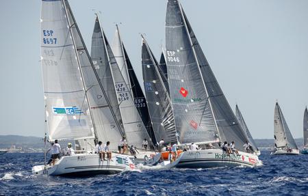 Copa del Rey de vela de cruceros.