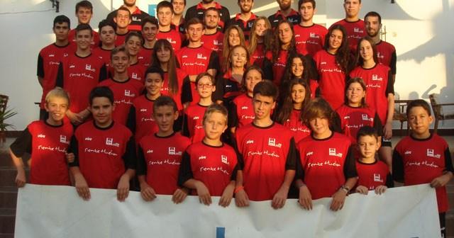 Campus deportivo Siente Huelva del CDB Enrique Benítez.