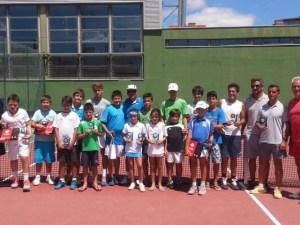 Open de tenis en Isla Cristina.