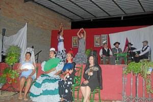 grupo de teatro en Escacena Teatro Sangre Gorda