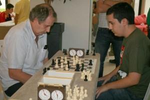 Open de ajedrez en Cartaya.