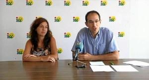 Daniel Martinez, portavoz IU en Almonte