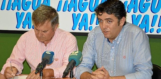Rueda de Prensa AGUA YA 072