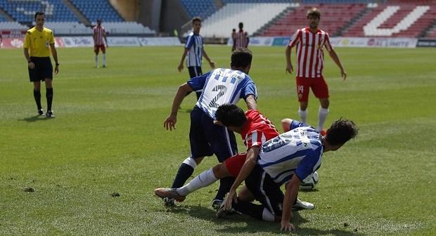 Almería B-Recreativo de Huelva.