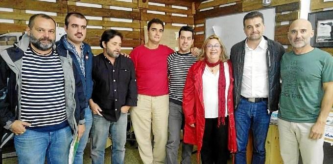 Antonio Maillo con Encuentros del Sur