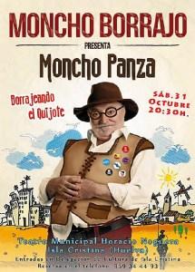 Cartel de Moncho Borrajo