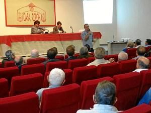 Mesa de Unidad del Recreativo de Huelva.