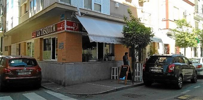 bar donde se ha producido el incendio en Huelva 5330