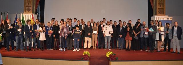XX Gala del Deporte de Ayamonte.