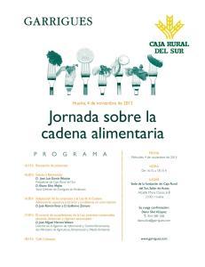 151103. Programa Jornada sobre  La cadena alimentaria -page-001