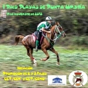 Raid en Punta Umbría.