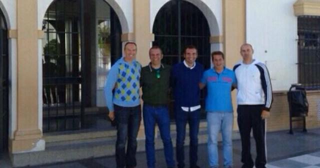 Comité de Huelva 2016 en Hinojos.