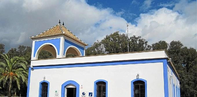 La Casita Azul de Isla Cristina.
