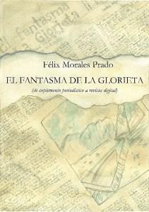portada libro EL FANTASMA DE LA GLORIETA