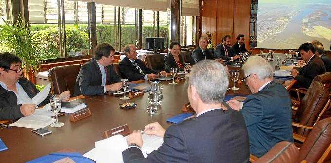 Consejo Admon Puerto Huelva 1