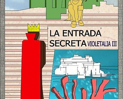 PORTADA LA ENTRADA SECRETA