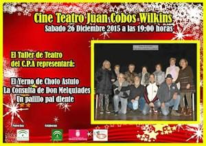 Taller teatro Riotinto