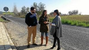 visita carretera Almonte