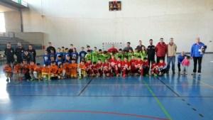 Torneo 'Todos somos sordos' para niños en Ayamonte.