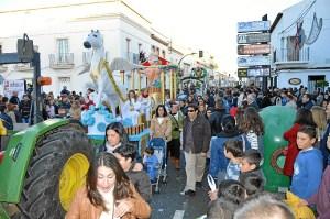 Cabalgara Reyes San Juan (6)